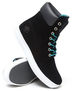 """Buy Earthkeepers New Market 2.0 Cup 6"""" Canvas Sneakers Men's Footwear from Timberland. Find Timberland fashions & more at DrJays.com"""