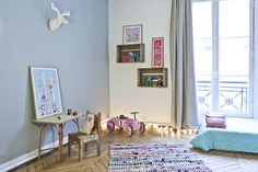 Collection illustration - Julie Zeitline - www.juliezeitline.com  / photographie Helene Giansily & Styliste photographe Alexandra Mory-Bejar / #illustration #enfant #decoration #chambre #reve