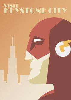 Pocket : Art Deco DC Superheroes By Dave Ault