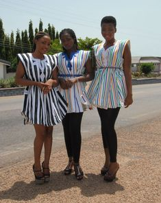 Davosmog Smocks: Taking the Ghanaian culture international   Photos