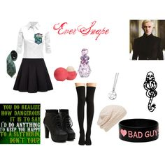 Untitled #2 by creepyangel2 on Polyvore featuring polyvore, fashion, style, Forever New, Vera Wang, Eos, Elope and mark.