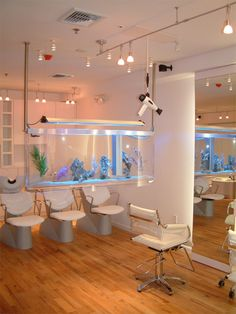 Salon Caru! Meg has been nominated for Best Blow Out! Make sure to check them out!