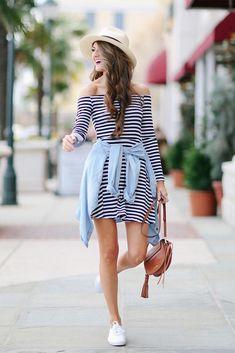10 Abbigliamento primaverile bello per le signore