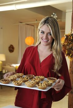 the chew | Recipe  | Daphne Oz's Pecan Tartlets