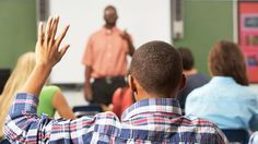 This article has some great open-ended question for SEL time. Taking attendance shows which students are physically present, but asking an attendance question stretches students' minds toward actively learning as part of a classroom community. Expression Imagée, Middle School, High School, School Discipline, Inquiry Based Learning, Academic Success, Christian School, Classroom Community, Community College