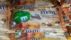 M&M's Has A Pecan Pie Flavor Coming for the Holidays