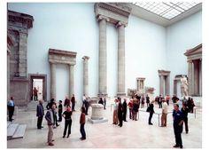 Thomas Struth Pergamon Museum, Berlin, 2001