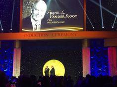 CEO Frank VanderSloot  Receives Horatio Alger Award