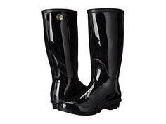 Ugg: Womens Rain Boot Shaye (Black)