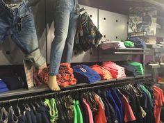 Superdry & jeans van G-Star, Cast Iron en PME Legend bij Blue Line in Zeewolde