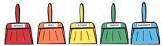 dreamskindergarten Το νηπιαγωγείο που ονειρεύομαι !: Καθημερινές ρουτίνες στο νηπιαγωγείο :καθαριότητα Class Jobs, School Jobs, Beginning Of School, Classroom, Teaching, Decoration, Blog, School Starts, Class Room