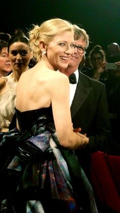 Cate Blanchett #redcarpet #Cannes2015 #leonorgreyluk #leonorgreyl #glamourous #hair #natural products