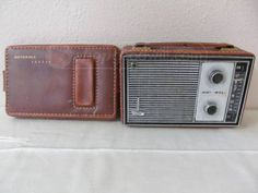 Vintage Motorola Ranger AM Radio