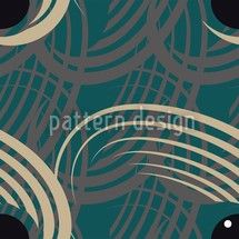 Hochqualitative Vektor-Muster auf patterndesigns.com - Augen Vektor Ornament, designed by Matthias Hennig, Deutschland