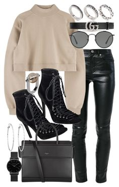 Yves Saint Laurent, Kendall + Kylie, Givenchy, Ray-Ban, Gucci, Lydell NYC, ASOS, Jil Sander and ROSEFIELD
