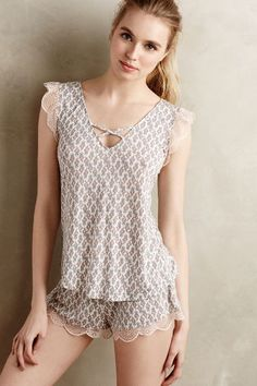 Eberjey Nicolette Cami - anthropologie.com #anthroregistry