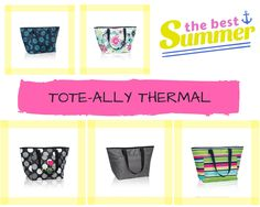 Toteally thermal. Thirty One thermals. June Customer Special.