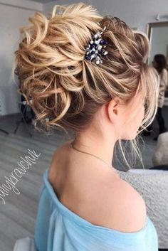 Hairstyles For Prom That Are Perfect For You ★ See more: http://lovehairstyles.com/hairstyles-for-prom-perfect/