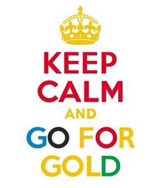 Make it to the Olympics and do amazing.