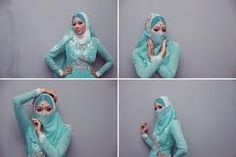 veil nikah turquoise - Google Search