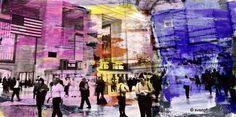 "Saatchi Art Artist Sven Pfrommer; Photography, ""NEW YORK JAM III"" #art"