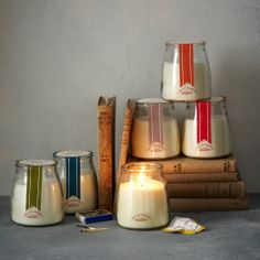 Market Kitchen Candle, Vetiver + Sage