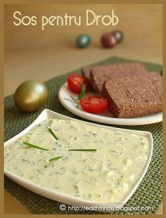 Edith's Kitchen, Baby Food Recipes, Cooking Recipes, Romanian Food, Romanian Recipes, Vinaigrette Dressing, I Want To Eat, Tzatziki, Cooking Time
