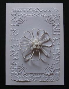 Meggys Way: White on White.