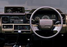 Toyota Land Cruiser J70 Prado 07