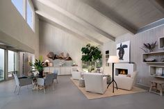 Redwood Contemporary by Giffin & Crane