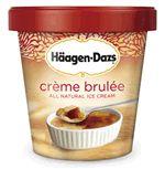How delish does Creme Brulee ice cream sound?  Online locator @ http://www.haagen-dazs.com/flavor_finder/
