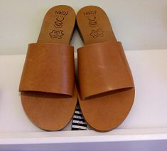 Greek Sandals, Brown Sandals, Leather Sandals, Handmade Leather, Leather Working, Summer Shoes, Boho Fashion, My Etsy Shop, Check