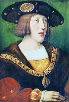 Bernard van Orley - young Charles V