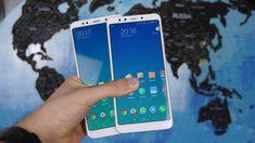 Xiaomi Redmi 5 et Redmi 5 Plus arrivent dans le Mi Store en Europe.