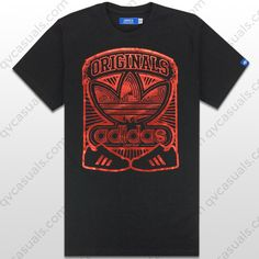 adidas Originals Mens Street Royalty Tee Z15435 at QV casuals. Save on a great…