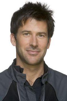 Lt. Col. John Sheppard (Joe Flanigan) - Stargate: Atlantis