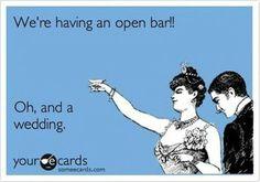 #bar#wedding