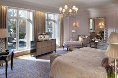 The Royal Suite @ The Mandarin Oriental.