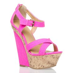 I love these wedges.