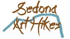 My Art Notes: National Geographic and Sedona Art Hikes