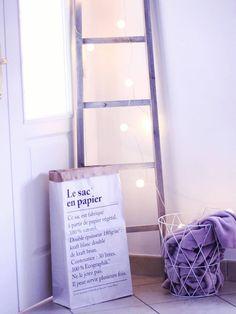 Le sac en papier - Paper bag - Décoration - Home - Maisons du Monde - Casa - Scandinave