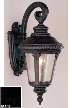 Kensington Small Wall Sconce - Wall Sconce - Sconce - Outdoor Lighting   HomeDecorators.com