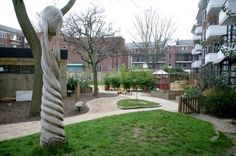 playscapes: Kate Greenaway School Playscape, Islington London, Wendi Titman, 2007