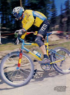 1992 - Jammin  Jimmy Deaton won the legendary Mammoth Mountain Kamikaze  downhill four times and 91624e7a5