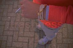 trashnessx:    the trashness anchor bracelet