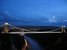 Clifton Suspension Bridge, Clifton, Bristol, UK