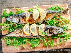 The mackerel baked in an oven - http://www.legenrecipes.com/recipe/mackerel-baked-oven/