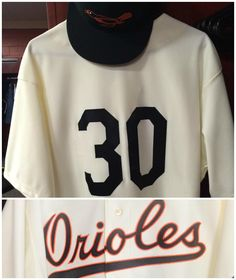 Here's a look at the throwback 1954 uniforms we'll be wearing for tonight's #Orioles60 celebration. pic.twitter.com/buQ79jZZoG