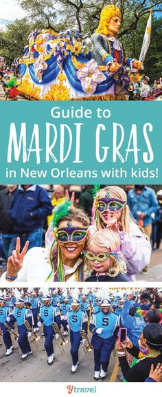 New Orleans Mardi Gr