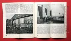 Reise Prospekt OSTPREUSSEN Deutschland von 1937 mit 32 Seiten ( F14932 in Antiquitäten & Kunst, Antiquarische Bücher | eBay